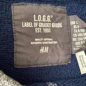 H&M L.O.G.G sweater
